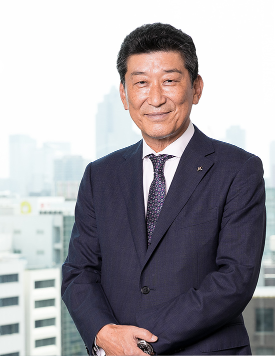 President and CEO: Yorihisa Domae